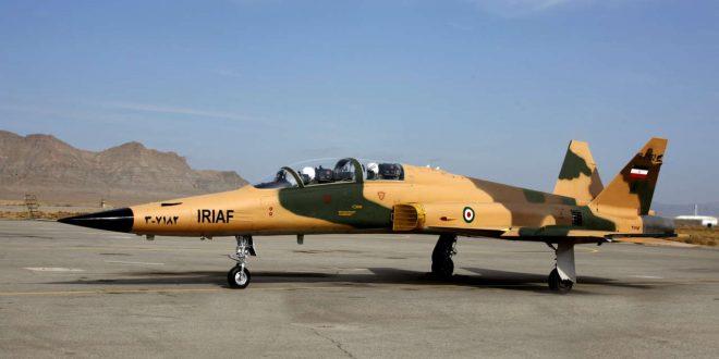 جنگنده ایرانی کوثر – رونمایی از نخستین جنگنده بومی پیشرفته
