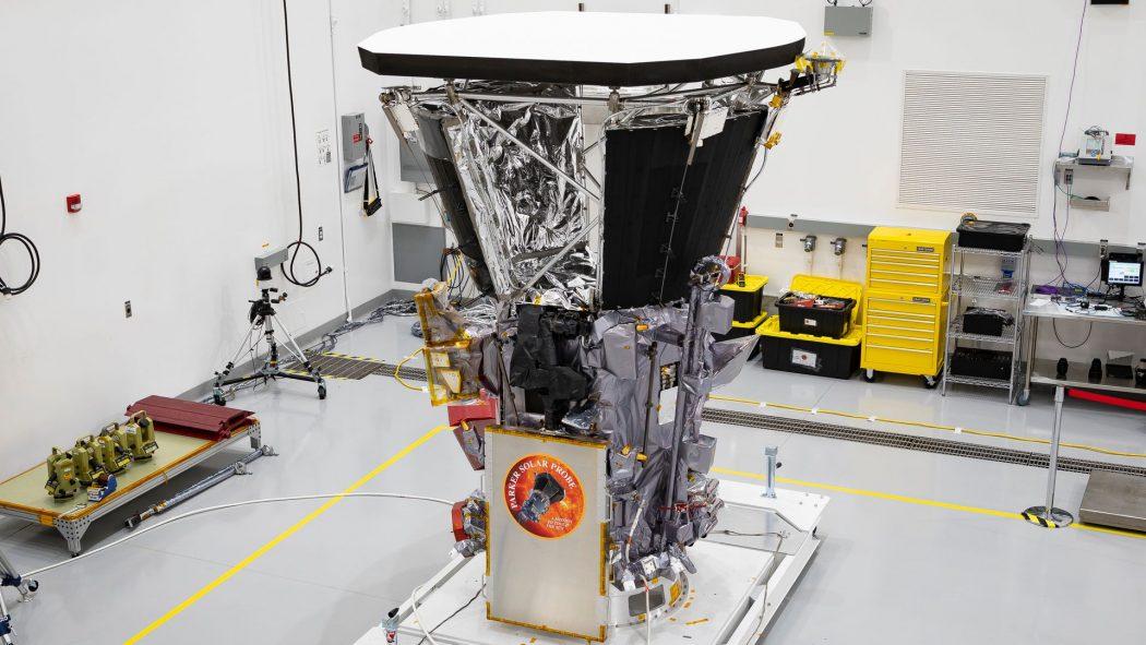 کاوشگر خورشیدی پارکر: نخستین بازدید انسان از یک ستاره