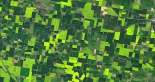 کشاورزی هوشمند - پیادهسازی با استفاده از دادههای فضایی