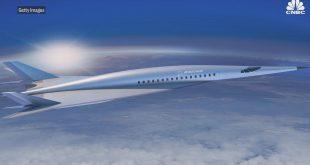 مدیریت ترافیک هوایی - مسافربری هایپرسونیک