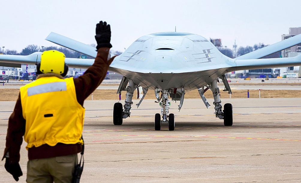 MQ-25A: برد بوئینگ در رقابت بر سر هواپیمای بدون سرنشین سوخترسان