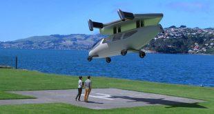 سیستم پیشرانش جدید هواپیماهای عمود پرواز توسط یک شرکت استارت آپی تست شد