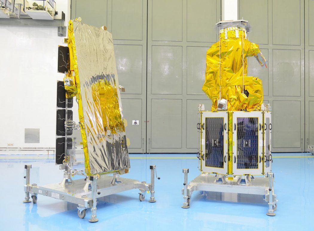 ماهواره راداری انگلیسی برای رصد فعالیتهای کشتیرانی