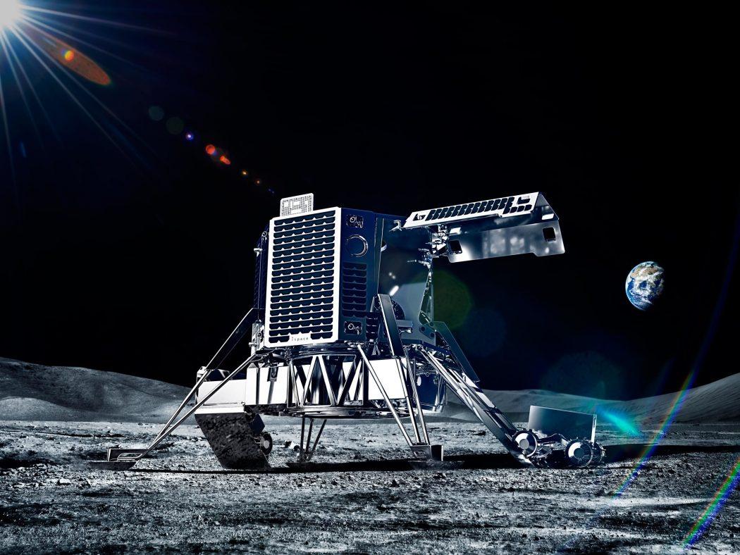 اکتشاف ماه – همکاری ژاپن و آمریکا