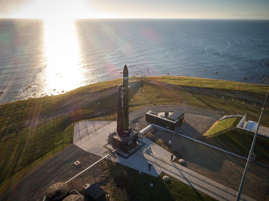 بهترین سایت پرتاب موشکی دنیا در نیوزلند