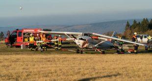 فرود ناموفق یک هواپیمای سبک در آلمان به مرگ 3 نفر انجامید