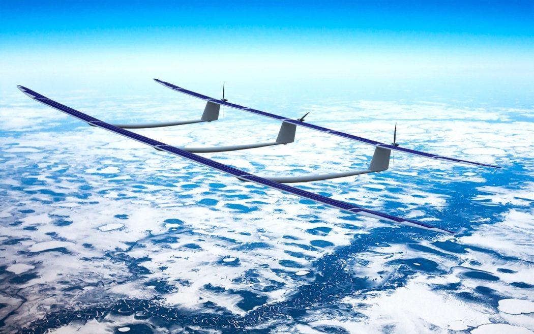 هواپیمای بدون سرنشین شبه ماهواره