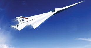 هواپیمای مافوقصوت کمصدا توسط ناسا در حال توسعه است