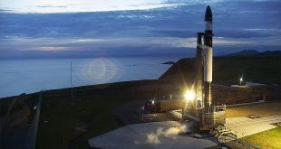راکت لب اولین پرتاب تجاری خود را با موشک الکترون انجام داد
