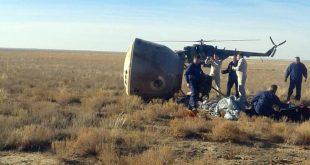 حادثه سایوز ام.اس-10 بررسی و علت آن مشخص شد