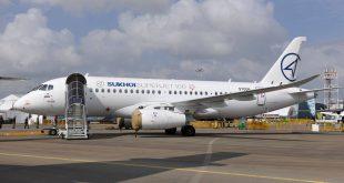 هواپیمای مسافربری سوخو 100 - تحویل پس از کاهش درصد قطعات آمریکایی