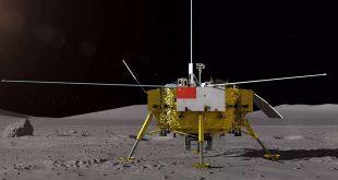 کاوشگر چین با موفقیت وارد میدان جاذبه کره ماه شد