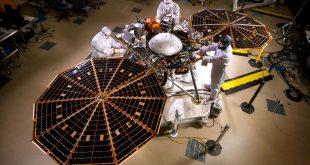 تولید انرژی در مریخ - رکوردی که توسط کاوشگر اینسایت شکسته شد