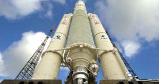 بزرگترین ماهواره هند با موفقیت به فضا پرتاب شد