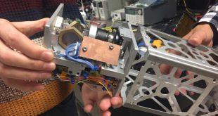 سیستم لیزری برای افزایش سرعت انتقال داده از فضا به زمین