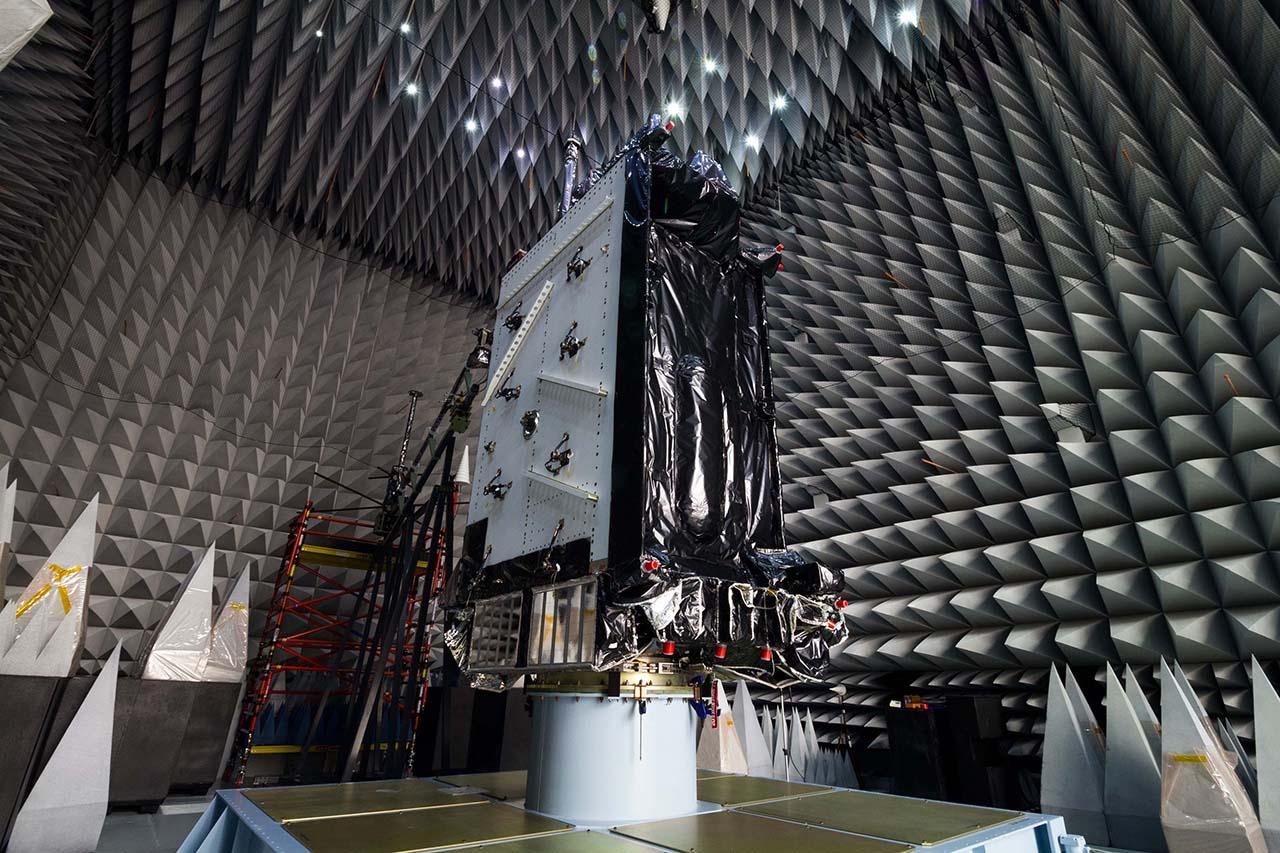 ماهواره GPS نسل جدید آمریکا – پرتاب برای سومین بار به تعویق افتاد
