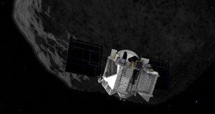 کشف آب در فضا - شواهدی از سیارک بنو توسط فضاپیمای OSIRIS-Rex