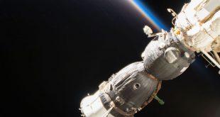 حفره ایستگاه فضایی عایقبندی شد