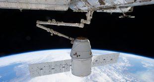 خطر نابودی ایستگاه فضایی بینالمللی از طریق کپسول فضایی اسپیس ایکس