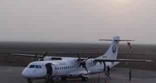 فرودگاه یاسوج - تنها پروازهای مسافری روزانه در این فرودگاه انجام نمیشود