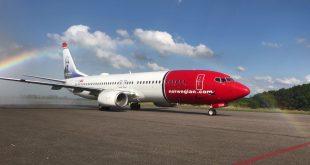هواپیمای نروژی به علت تحریمها در فرودگاه شیراز زمینگیر است