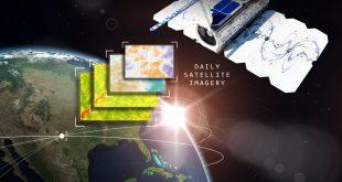 ماهواره پیام با تصویربرداری زمینهای کشاورزی به کمک کشاورزان میآید