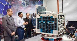 ماهواره ظفر در مدار 600 کیلومتری زمین قرار میگیرد