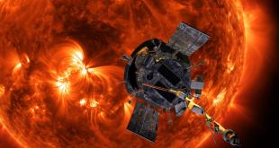 اولین مدار کاوشگر خورشیدی پارکر به دور خورشید کامل شد