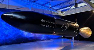 بزرگترین راکت تولید شده با پرینتر سه بعدی توسط شرکت اربکس رونمایی شد