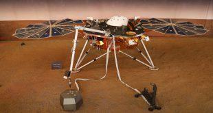 حفاری در مریخ - ابزار حفاری کاوشگر اینسایت با مانع روبرو شد