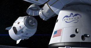 کپسول دراگون اسپیسایکس با موفقیت به ایستگاه فضایی بینالمللی متصل شد