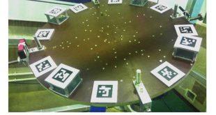 سیستم تعیین وضعیت تصویری میز سه درجه آزادی به بهره برداری رسید