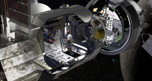 نمونه اولیه یک پایگاه فضایی بین ماه و زمین توسط لاکهید مارتین تکمیل شد