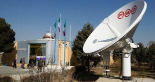 خدمات مرکز فضایی ماهدشت توسعه مییابد