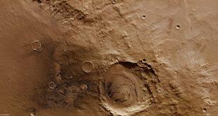 آب زیرزمینی مریخ - شناسایی اولین شواهد توسط محققان هلندی