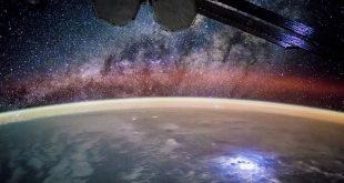 فضا از نگاه فضانوردان ایستگاه فضایی بینالمللی چگونه است؟