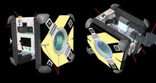 روباتهای زنبوری ناسا به ایستگاه بینالمللی فضایی ارسال خواهند شد