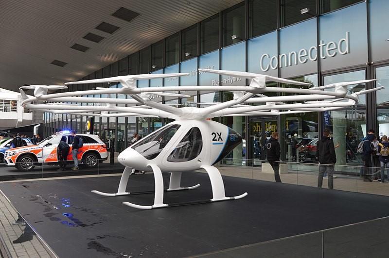 همکاری Honeywell و Volocoopter بر روی توسعه سیستم فرود خودکار