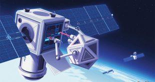 دارپا قصد توسعه ربات تعمیرکار ماهواره در مدار را دارد