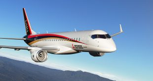 میتسوبیشی ژاپن اولین هواپیمای مسافربری خود را سال آینده تحویل خواهد داد