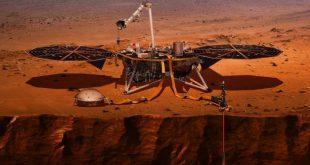 ثبت اولین مریخ لرزه توسط مریخنورد InSight ناسا