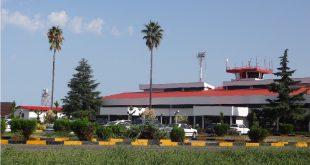 احتمال تعطیلی فرودگاه نوشهر به علت ساخت پارک بانوان در حریم فرودگاه