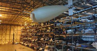 آزمایش پروازی کشتی هوایی جدید با تکنولوژی نوین پیشرانشی توسط محققان بریتانیایی