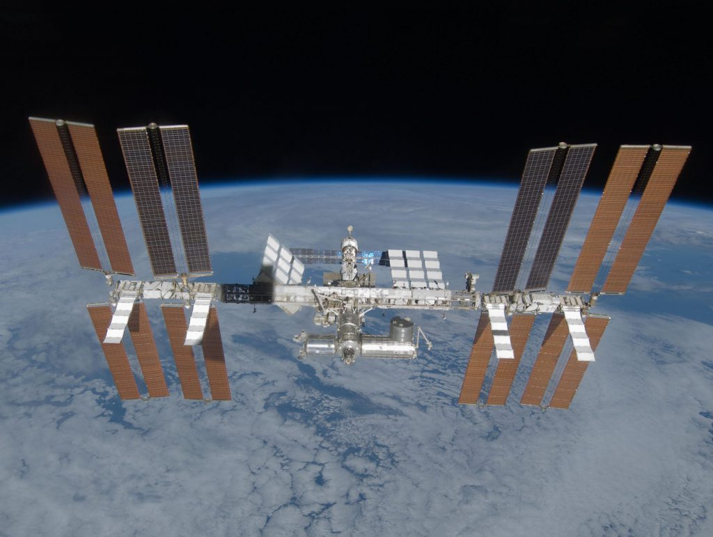 انتشار بوی الکل در ایستگاه فضایی بینالمللی
