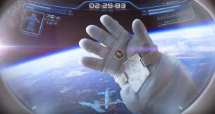 کلاه ایمنی لباس فضانوردان به کمک هوش مصنوعی به نمایشگر مجهز می شود