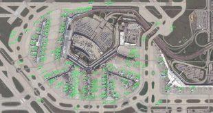 سیستم تحلیل خودکار تصاویر ماهوارهای لاکهید مارتین برای شناسایی اشیاء یا اهداف
