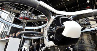 استفاده از تاکسی های پرنده برای حمل و نقل مسافران المپیک ۲۰۲۴ فرانسه