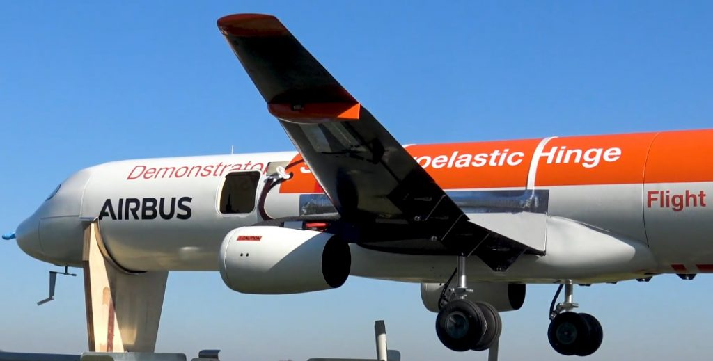 الهام گرفتن ایرباس از پرنده «آلباتروس» در تولید هواپیما