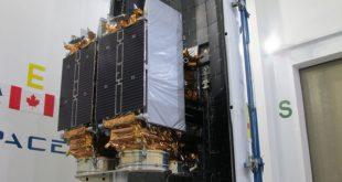 منظومه ماهوارهای رادارست کانادا با کمک موشک اسپیساکس به فضا ارسال شد