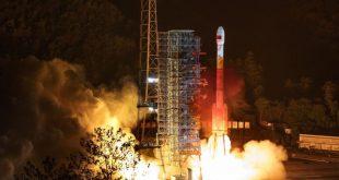 پرتاب ماهواره چینی جدید بیدو توسط موشک Long March 3C
